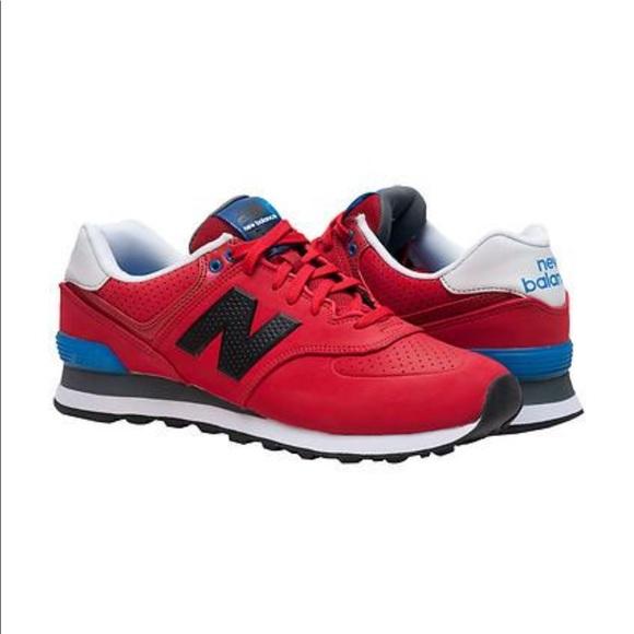 5e0e7762af763 New Balance Shoes   New Mens 574 Classics Paint Chip   Poshmark